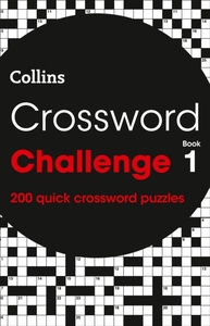 Crossword Challenge book 1