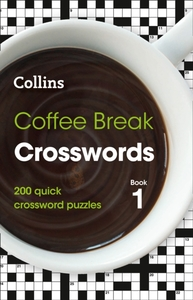 Coffee Break Crosswords book 1