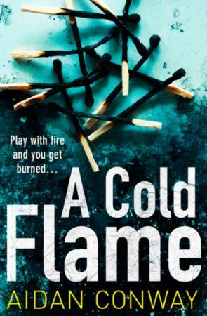 Bilde av A Cold Flame: A Gripping Crime Thriller That Will Keep
