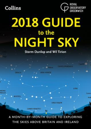 2018 Guide to the Night Sky