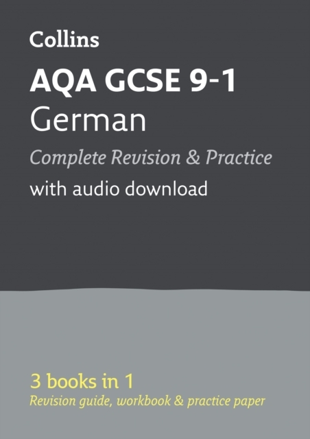 AQA GCSE 9-1 German All-in-One Revision