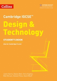 Cambridge IGCSE (TM) Design & Technology