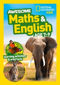 Awesome Maths and English Age 7-9