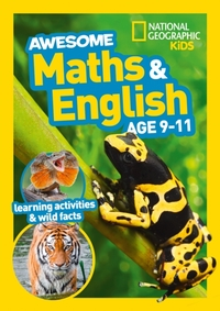 Awesome Maths and English Age 9-11