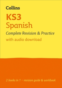 KS3 Spanish All-in-One Complete Revision