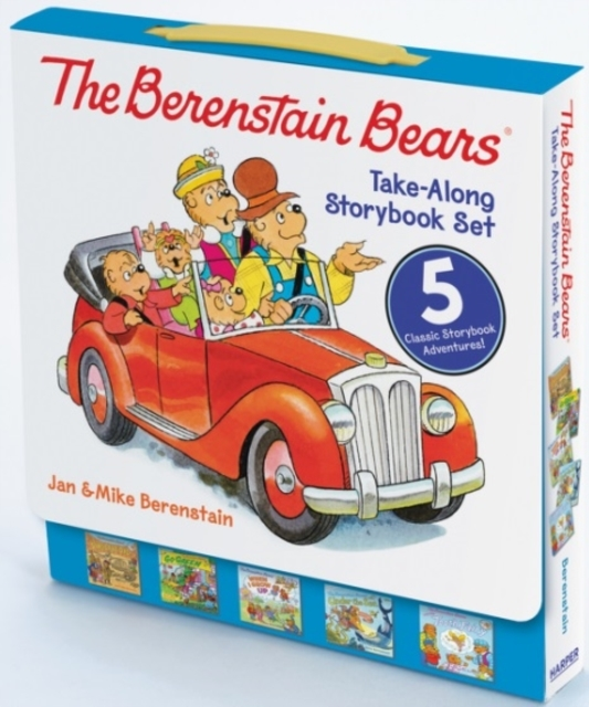 The Berenstain Bears Take-Along Storyboo