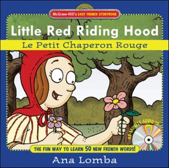 Easy French Storybook: Little Red Riding