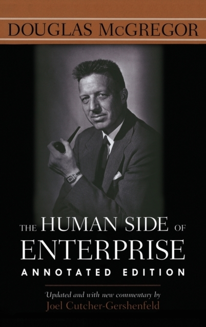 The Human Side of Enterprise, Annotated