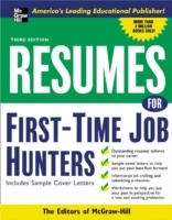 Resumes for First-Time Job Hunters, Thir