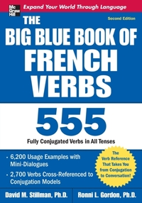 The Big Blue Book of French Verbs with C