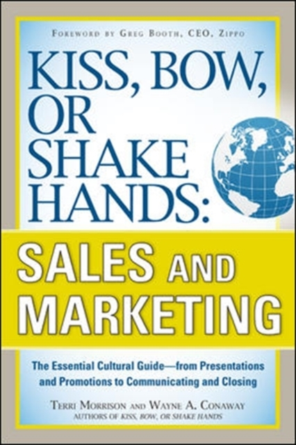 Kiss, Bow, or Shake Hands, Sales and Mar