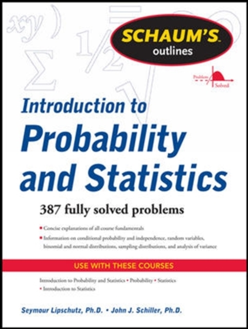 Schaum's Outline of Introduction to Prob