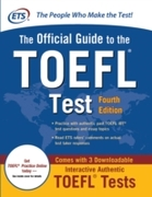 OFFICIAL GUIDE TO THE TOEFL TEST WITH CD