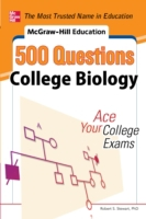 McGraw-Hill Education 500 College Biolog