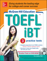 McGraw-Hill Education TOEFL iBT with 3 P