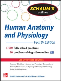 Schaum's Outline of Human Anatomy and Ph