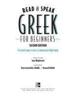 Read and Speak Greek for Beginners, 2nd