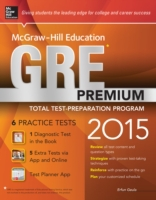 McGraw-Hill Education GRE Premium, 2015