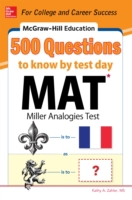 McGraw-Hill Education 500 MAT Questions