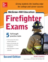 McGraw-Hill Education Firefighter Exam,