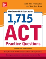 McGraw-Hill Education 1,715 ACT Practice