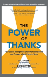 The Power of Thanks: How Social Recognit