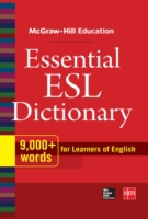 McGraw-Hill Education Essential ESL Dict