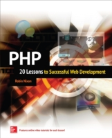 PHP: 20 Lessons to Successful Web Develo