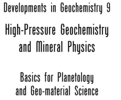 High Pressure Geochemistry & Mineral Phy