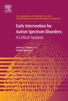 Early Intervention for Autism Spectrum D