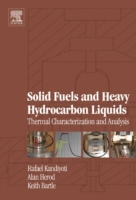 Solid Fuels and Heavy Hydrocarbon Liquid