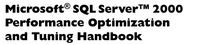 Microsoft SQL Server 2000 Performance Op