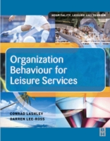 Organization Behaviour for Leisure Servi