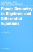Power Geometry in Algebraic and Differen
