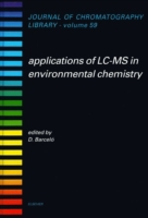 Applications of LC-MS in Environmental C