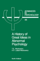 History of Great Ideas in Abnormal Psych