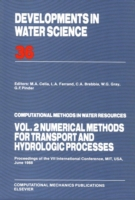 Numerical Methods for Transport and Hydr