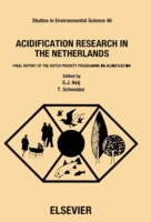 Acidification Research in the Netherland
