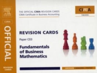 CIMA Revision Card Fundamentals of Busin