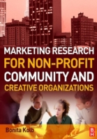 Marketing Research for Non-profit, Commu