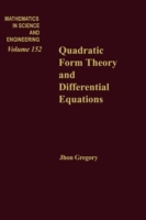 Quadratic Form Theory and Differential E