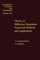 Theory of Difference Equations Numerical