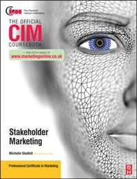 CIM Coursebook Stakeholder Marketing