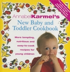 Annabel Karmel's Baby And Toddler Cookbo