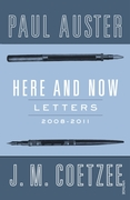 HERE & NOW LETTERS 2008-2011