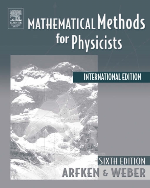 Mathematical Methods For Physicists Inte