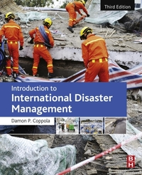 Introduction to International Disaster M