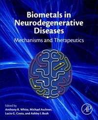 Biometals in Neurodegenerative Diseases