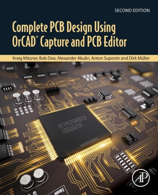 Complete PCB Design Using OrCAD Capture