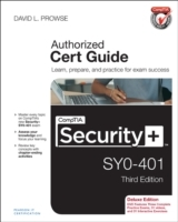 CompTIA Security+ SY0-401 Cert Guide, De